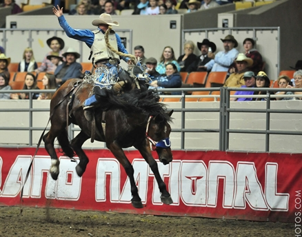 Grand National Rodeo Cow Palace